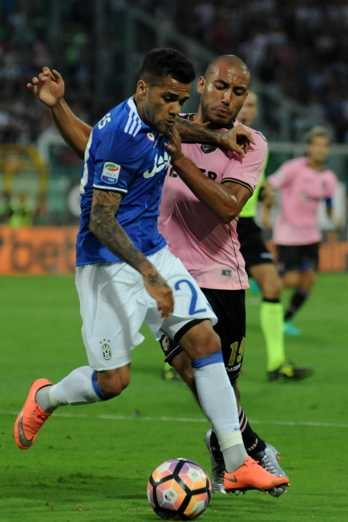 Soccer: Serie A; Palermo-Juventus