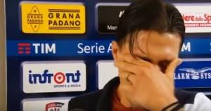 Fabio Pisacane, dalla paralisi all'esordio in Serie A. Lacrime in Tv