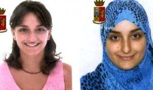 """Maria Giulia Sergio """"vista in metro a Milano"""". Fatima della jihad in Italia?"""