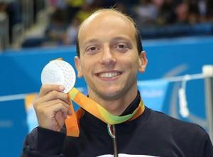 Paralimpiadi, Morlacchi oro nel 200 misti nuoto. E' medaglia Italia numero 500