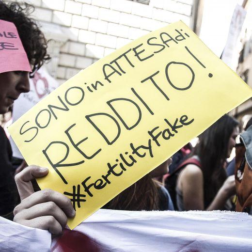 Fertility Day, opuscoli razzisti. Via responsabile comunicazione. Proteste in piazza FOTO 8