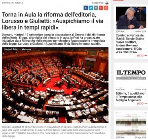 """Riforma editoria, Fnsi: """"Fate presto"""". Ecco le novità principali della nuova legge"""