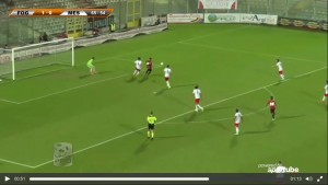 Foggia-Taranto Sportube: streaming diretta live, ecco come vederla