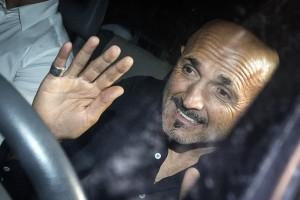 VIDEO - Luciano Spalletti: auguri a Totti e 'regalo' a Ilay Blasi
