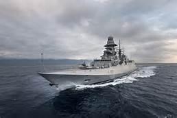 La fregata Virgilio Fasan