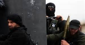 Jihadisti francesi in Siria