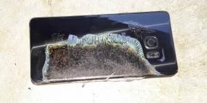 Guarda la versione ingrandita di Samsung Galaxy Note 7 , allarme della Commissione Federale americana per la sicurezza dei prodotti di consumo: