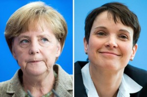 Elezioni regionali Germania, boom ultradestra sorpassa Merkel