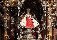 Gesù Bambino di Praga ad Arenzano: fede, teatro e riti antichissimi