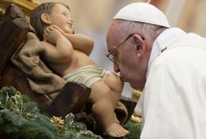 Guarda la versione ingrandita di Santi e beati a pagamento: Papa Francesco e il blocco dei conti bancari (foto d'archivio Ansa)