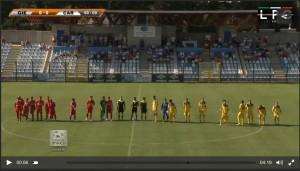Giana Erminio-Como Sportube: streaming diretta live, ecco come vederla