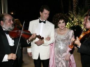 Gina Lollobrigida: per i pm falso il matrimonio con Javier Rigau