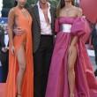 Giulia Salemi e Dayane Mello, che spacco! FOTO: vestito e polemica a Venezia
