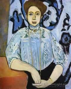 ''Greta'' di Matisse