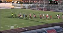 Gubbio-Padova 0-1: highlights Sportube su Blitz