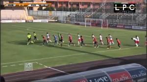 Gubbio-Sambenedettese Sportube: streaming diretta live, ecco come vederla