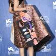 L'attrice giapponese Hikari Mitsushima alla prima di 'Gukoroku' a Venezia ANSA/CLAUDIO ONORATI