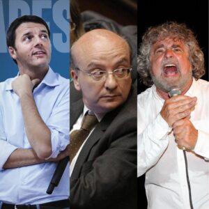 Renzi, per Grillo scarica Genovese