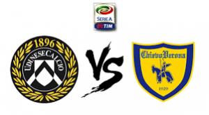 Udinese-Chievo streaming e in diretta tv, dove vederla