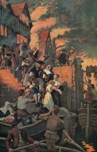 Londra, 350 anni fa incendio che distrusse 13mila case
