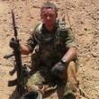 """Veterano guerra in Iraq salva donna da incidente stradale. Insultato dagli autisti: """"Sbrigati"""" 2"""