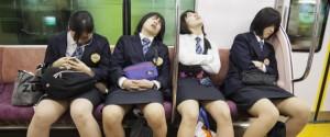 Inemuri, sonnellino del Giappone: l'arte di (non) dormire