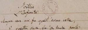 Terremoto minaccia i manoscritti originali di Giacomo Leopardi