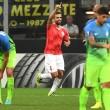 Soccer: Europa League; Inter-Hapoel Beer Sheva