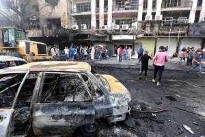 Guarda la versione ingrandita di Isis, attentati con autobomba in varie città europee. Allarme intelligence