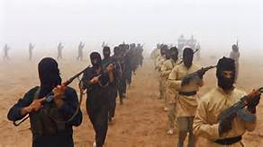 Guarda la versione ingrandita di Terroristi dell' Isis