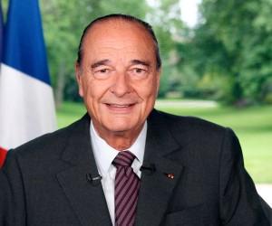 Francia, Jacques Chirac ricoverato per un'infezione polmonare