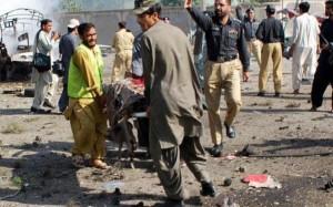 Attacco kamikaze nel tribunale di Mardan,11 morti in Pakistan