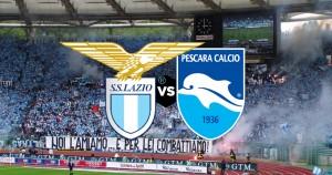 Lazio-Pescara streaming e diretta tv, dove vederla