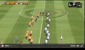 Lecce-Akragas Sportube: streaming diretta live, ecco come vederla