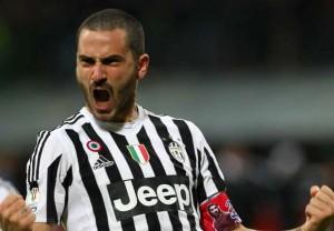 Bonucci-Juventus, pronto il rinnovo: 5 mln netti a stagione fino al 2021