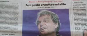 """Vittorio Feltri: """"Brunetta è come un chihuahuha che abbaia"""""""