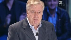 Claudio Lippi escluso dalla giuria di Tale e quale show