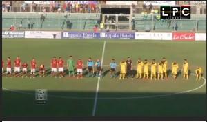 Livorno-Carrarese Sportube: streaming diretta live, ecco come vederla