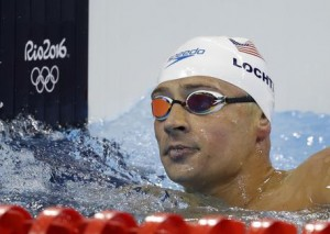 Ryan Lochte, rissa e non rapina a Rio: 10 mesi di stop e 100 mila dollari di multa