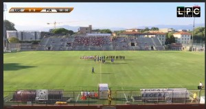Lucchese-Arezzo Sportube: streaming diretta live, ecco come vederla