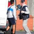 Manchester: baby gang in preda all'alcol uccide conigli, buca gomme, rompe finestre3