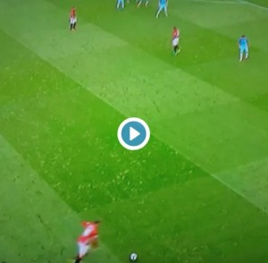 Manchester United-Manchester City: video gol highlights