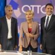 """Otto e mezzo, Travaglio a Renzi: """"Da piccolo ti chiamavano il bomba"""""""