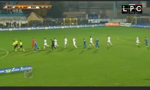 Matera-Paganese Sportube: streaming diretta live, ecco come vederla