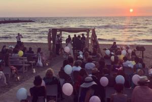 Matrimonio del figlio di Rutelli, a Sabaudia è polemica sui fuochi di artificio