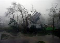 Il tifone ''Megi'