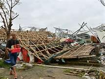 Il tifone Megi in Cina