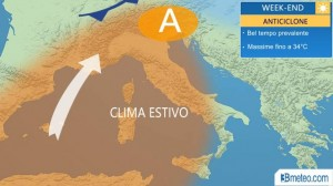 Meteo, previsioni week end 3-4 settembre: torna sole e temperature sopra 30°