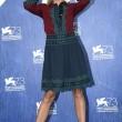 Milena Mancini alla prima de 'Il più grande sogno' a Venezia ANSA/CLAUDIO ONORATI