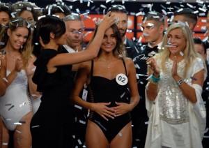 Guarda la versione ingrandita di Miss Italia 2016 è Rachele Risaliti (foto Ansa)